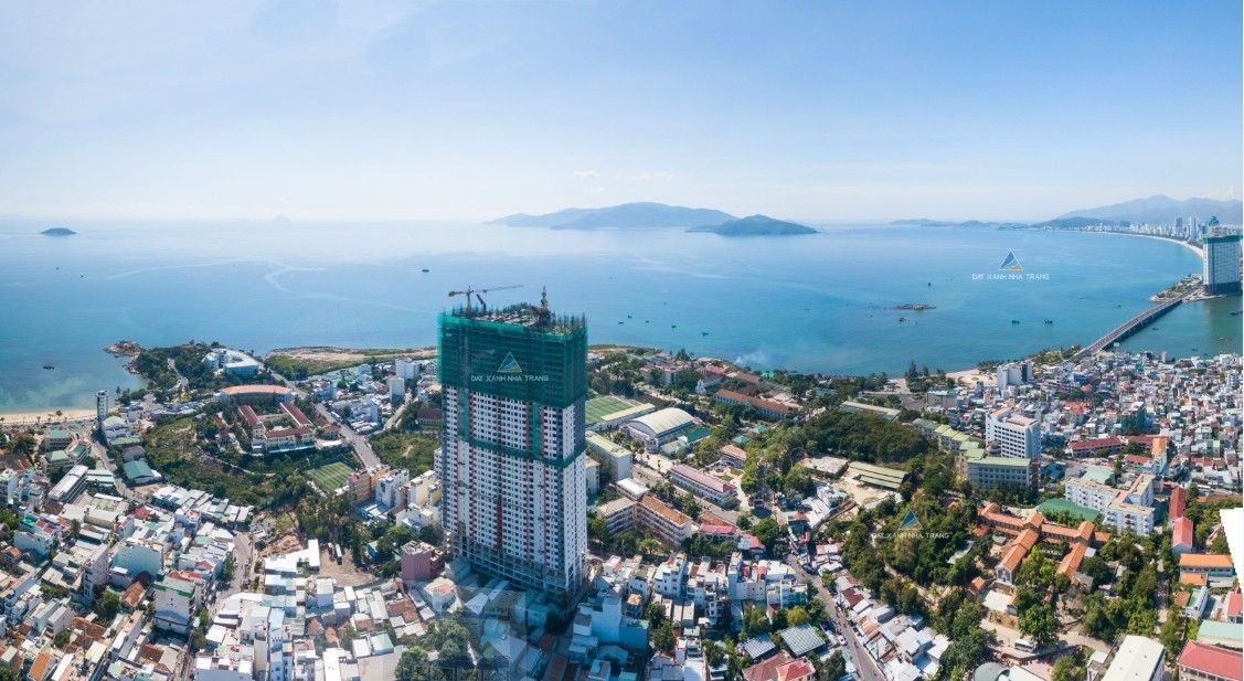 Căn hộ Napoleon Castle Nha Trang