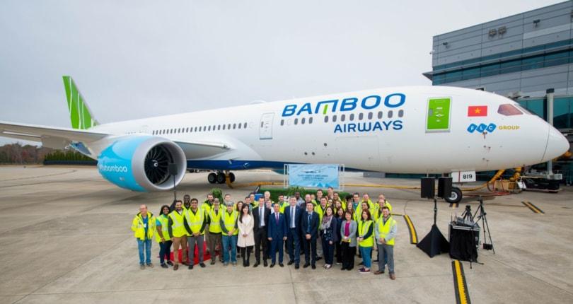 Bamboo Airways triển khai đường bay kết nối Phú Yên với Hà Nội từ ngày 17/1/2020