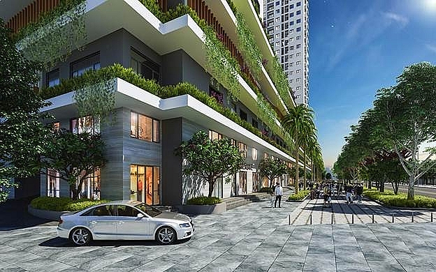 EcoLife Riverside Quy Nhơn – dấu ấn công trình xanh của Capital House