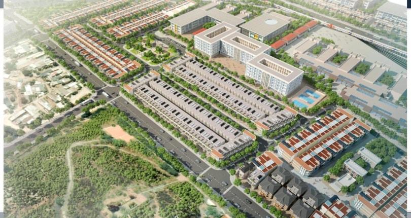 Khu Dân Cư Tháp Chàm 1 – Dự Án Đất Nền Khu Dân Cư Phan Rang Ninh Thuận
